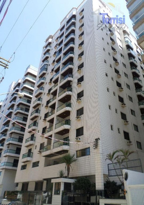 Cobertura Em Praia Grande, 02 Dormitórios Sendo 01 Suite No Canto Do Forte Co0025 - Co0025