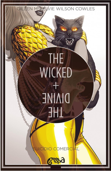 The Wicked + The Divine - Suicídio Comercial - Vol. 3