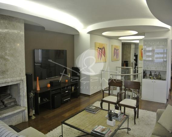 Cobertura Duplex À Venda No Cambuí Campinas - Imobilária Em Campinas - Ap03215 - 34600072