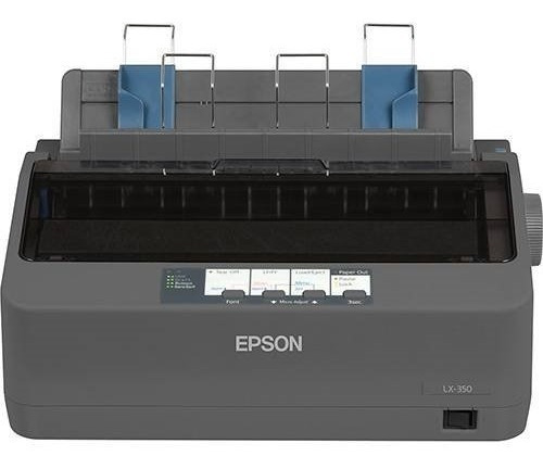 Impressora Epson Lx-350 Matricial Usb Bivolt- Pronta Entrega