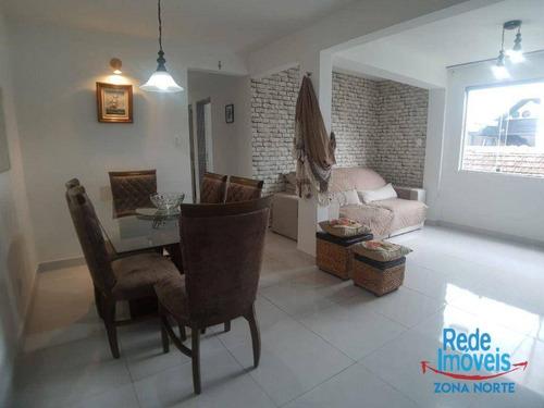 Apartamento Semi-mobiliado Com 3 Dormitórios, 74 M² - Venda Por R$ 285.000 Ou Aluguel Por R$ 1.840/mês - Boa Vista - Recife/pe - Ap11028