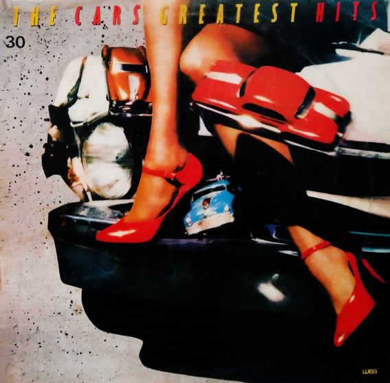The Cars - Greatest Hits (2) Lp Rock@