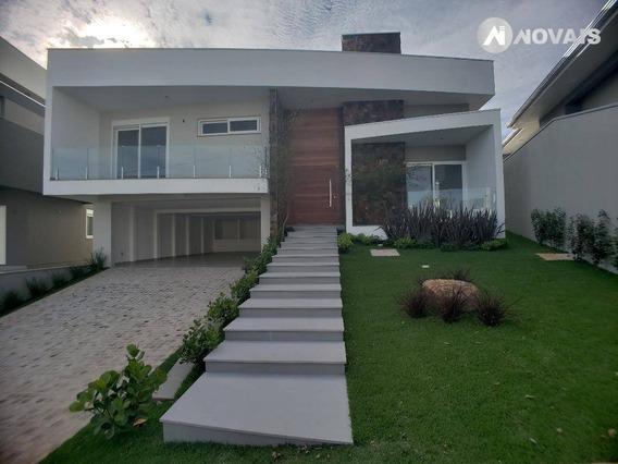 Casa Com 3 Dormitórios À Venda, 299 M² Por R$ 1.467.950 - Encosta Do Sol - Estância Velha/rs - Ca2507