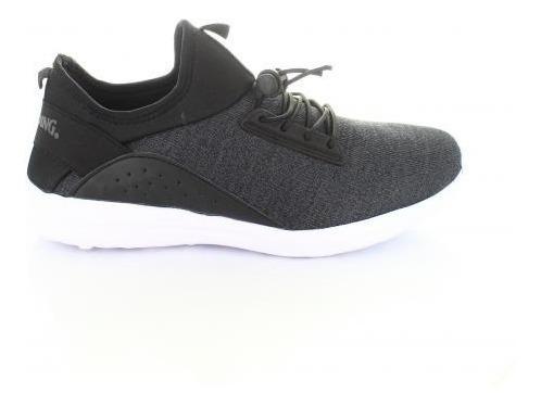 Tenis Para Hombre Spalding 14315-051667 Color Black/grey
