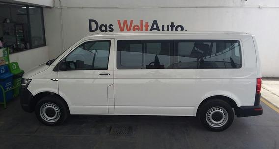 Volskwagen Transporter Pasajeros 2018 2 Años De Garantia
