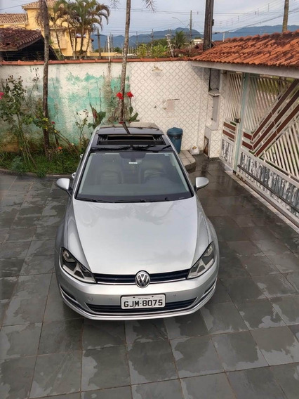 Volkswagen Golf 2015 1.4 Tsi Highline 5p Automática