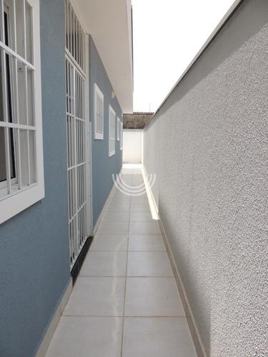 Imagem 1 de 25 de Casa À Venda Em Jardim Santana - Ca006271