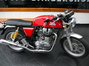 Royal Enfield Continental Gt - 2016