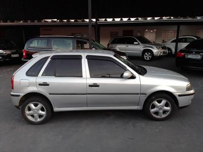 Volkswagen Gol 1.0 16v Plus 5p 2002