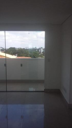 Imagem 1 de 11 de Cobertura Duplex À Venda, 2 Quartos, 1 Suíte, 2 Vagas, Itapoã - Belo Horizonte/mg - 1714