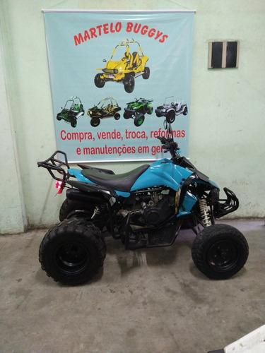 Imagem 1 de 9 de Mini Buggys E Quadriciclo 150cc Com Ré Automático