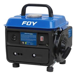 Generador A Gasolina 700w Foy Gg307