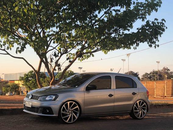 Volkswagen Gol 1.6 Msi Trendline Total Flex 5p 2018
