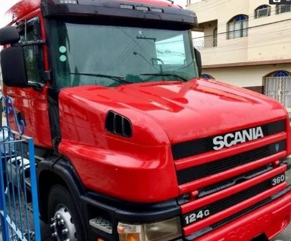 Cavalo Scania 124