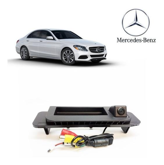 Câmera De Ré Mercedes-benz C-classe Cam-mb01-crosswire