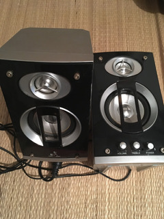 Speakers System S2-001 Parlantes