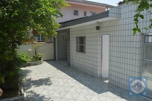 Imagem 1 de 21 de Casa Com 3 Dormitórios À Venda, 135 M² Por R$ 595.000,00 - Estuário - Santos/sp - Ca1027
