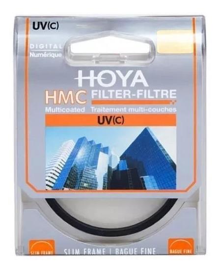Filtro Uv Hmc Hoya Original 72mm Para Lente Canon Nikon Rebel D8000 D9000 T6 T7