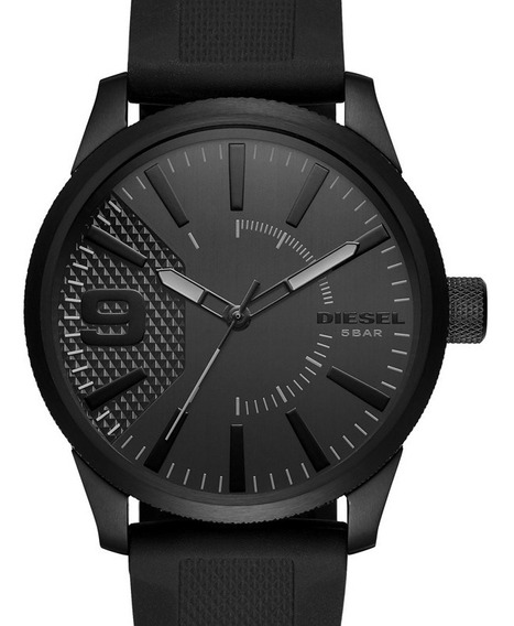 Relógio Diesel Masculino Preto Dz1807