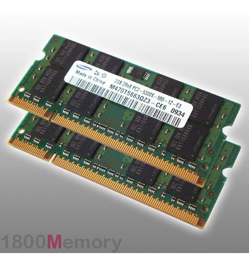Memoria Note 4gb Toshiba L555-s7918 L555-s7929 L555-s7945