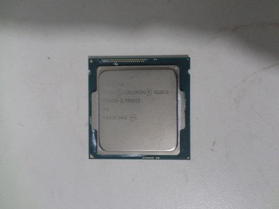 Processador Computador Intel Celeron G1820