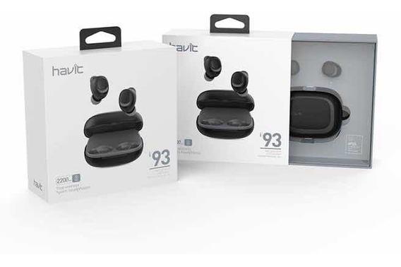 Fone De Ouvido Bluetooth S/fio Havit Importado Pronta Entreg