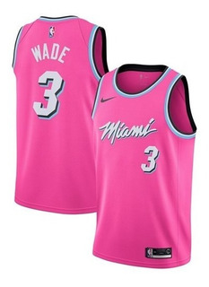 Camisa Regata Nba Miami Heat Wade Nike Original