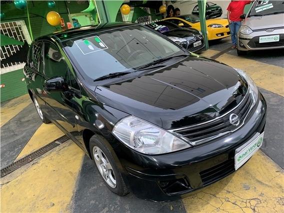 Nissan Tiida 1.8 Sedan 16v Flex 4p Manual