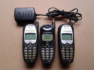 Motorola I500 E I550 Nextel Rádio Celular Antigo