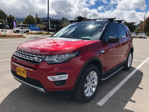 Land Rover Discovery Sport 2.0 Hse 7 Puestos. Ed Premium