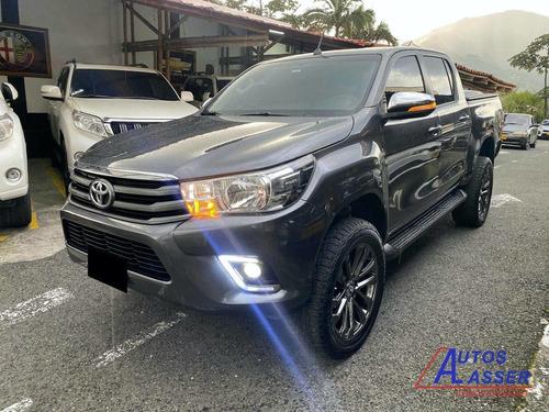 Toyota Hilux 2018 2.4l Mecanica  2018