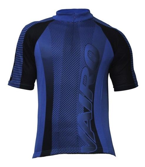 Remera/jersey M/corta Ciclismo Vairo Grom