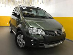 Fiat Idea 1.8 16v Adventure Flex Dualogic 2010