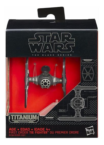 Star Wars Vii Titanium Series First Order Tie Fighter