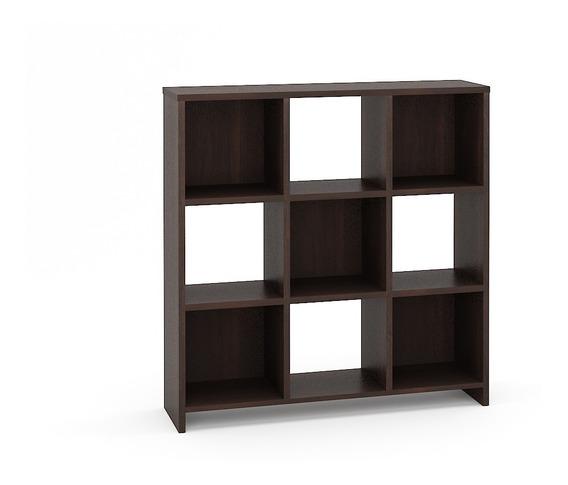 Mueble Librero Para Tv O Sala Moderna Nu413047