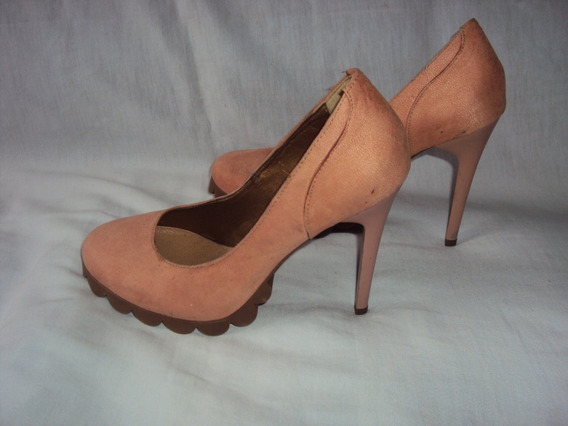 Sapato Salto Milano Tamanho 35 =r