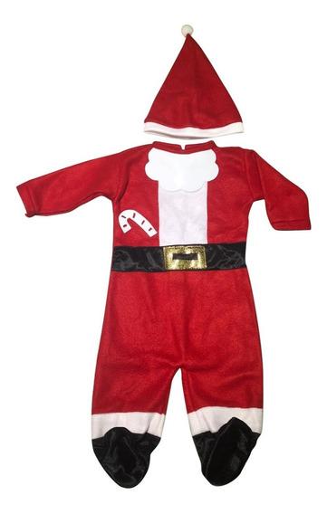 Disfraz De Santa Claus Para Bebé Niño Envío Gratis