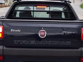 Fiat Strada Trekking Anticipo 56 Mil Y Cuotas