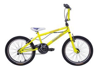 Bicicleta Freestyle Fluo Am 10196 R20 Siambretta