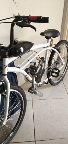 Imagem 1 de 9 de Bicicleta Motorizada