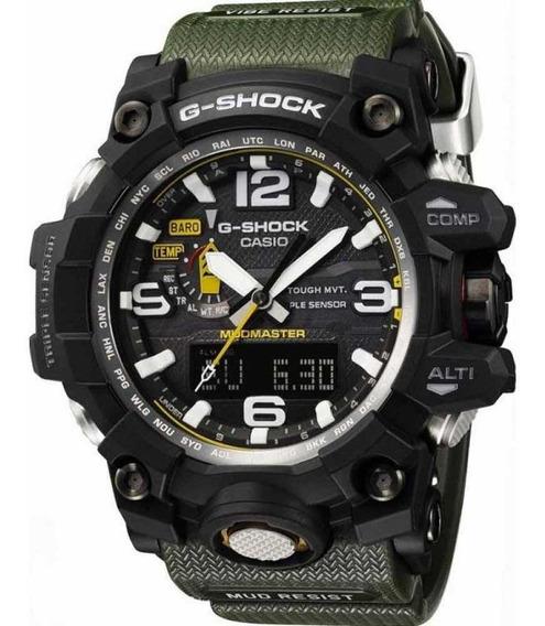 Relógio Casio G-shock Gwg-1000-1a3dr