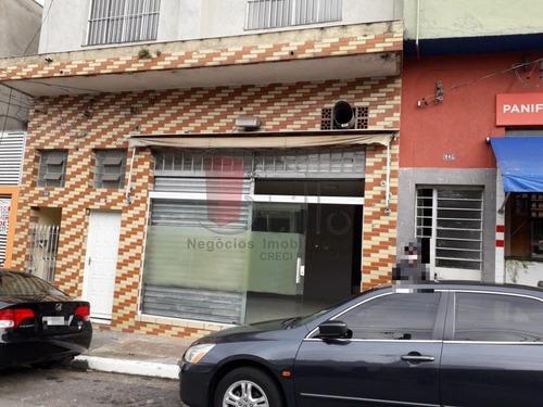 Imagem 1 de 15 de Salao - Vila Santa Clara - Ref: 10167 - L-10167