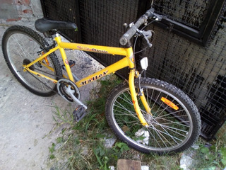 Bicicleta Mountain Bike Rod.24