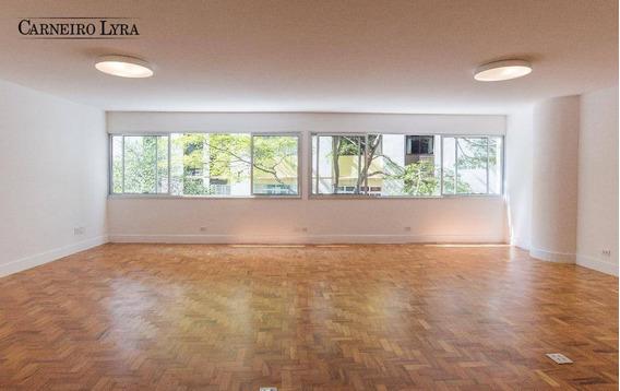 Apartamento Com 3 Dormitórios À Venda, 236 M² Por R$ 1.870.000 - Higienópolis - São Paulo/sp - Ap0669