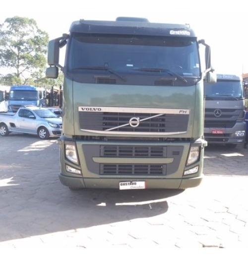Volvo Fh 440 11/11 4x2 Verde Lc Top!!