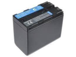 Bateria Bp-915 / Bp-911 Para Canon Dm-mv1, Dm-mv10, Es-300