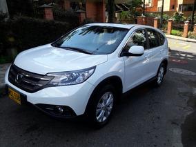 Honda Cr-v Ex Automatica 4x4 Gasolina 2012 Excelente 63400 K