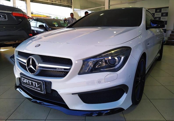 Mercedes-benz Cla 45 Amg 2.0 16v Turbocharged