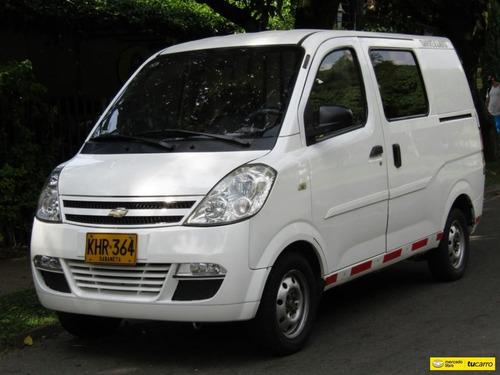 Chevrolet N200 Carga 1200 Cc Mt