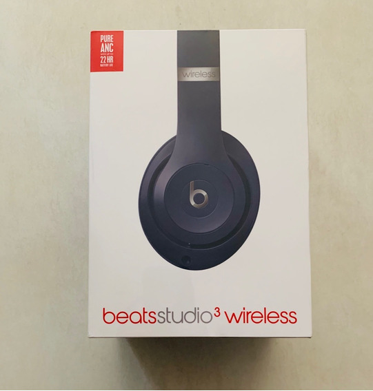 Beats Studio3 Wireless Headphones Apple 12 Vezes S/ Juros